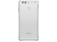 Capac baterie Huawei P9 argintiu Swap