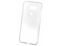 Husa silicon TPU LG Q6 Goospery Mercury Jelly transparenta Blister Originala