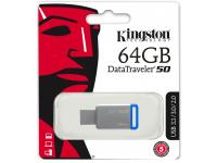 Memorie externa Kingston DataTraveler 50 U3 64GB Blister