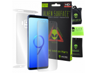 Folie Protectie Fata si Spate Alien Surface pentru Samsung Galaxy S9 G960, Plastic, Full Cover, Blister