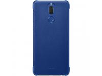 Husa plastic Huawei Mate 10 Lite 51992219 Albastra Blister Originala