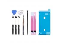 Set service pentru schimbat acumulator Apple iPhone 7 Jiafa JF-8162 9 in 1