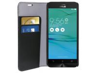 Husa piele Zenfone Go ZB500KL Phonix ASGO3BCB Blister Originala