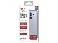 Husa silicon TPU Huawei Mate 10 Pro Phonix HUM1PGPW Transparenta Blister Originala