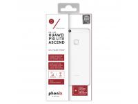 Husa silicon TPU Huawei P10 Lite Phonix HUP1LGPW Transparenta Blister Originala