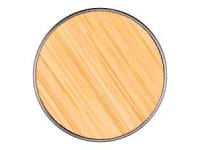 Suport Stand Adeziv Popsockets pentru telefon Wood Bamboo Blister Original