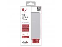 Husa silicon TPU Asus Zenfone Live ZB501KL Phonix ASZFLGPW Transparenta Blister Originala