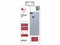 Husa silicon TPU Huawei Honor 7X Phonix HUH7XGPW Transparenta Blister Originala