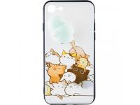Husa Apple iPhone 7 3D Squishy Kity