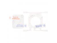 Folie Protectie Fata si Spate Apple Watch 38mm Series 3 WZK Full Cover Blister Originala