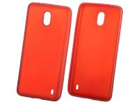 Husa silicon TPU Nokia 2 iGel Rosie
