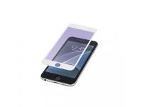 Folie Protectie ecran Antibluelight Apple iPhone 6 Plus Tempered Glass Full Face Alba Blister