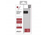 Husa silicon TPU Samsung Galaxy Note8 N950 Phonix SNO8GPW Transparenta Blister Originala