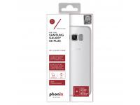Husa silicon TPU Samsung Galaxy S8+ G955 Phonix SS8PGPW Transparenta Blister Originala