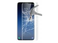 Folie Protectie ecran antisoc Samsung Galaxy S9 G960 Phonix Tempered Glass Full Face Blister Originala