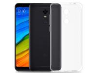 Husa silicon TPU Xiaomi Redmi 5 Plus transparenta
