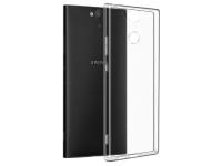 Husa silicon TPU Sony Xperia XA2 slim transparenta