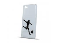 Husa silicon TPU Samsung Galaxy S8 G950 Football Player