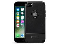 Husa silicon TPU Apple iPhone 7 Litchi Rugged