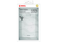 Husa silicon TPU Samsung Galaxy S8 G950 Krusell Bovik transparenta Blister Originala