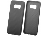 Husa silicon TPU Samsung Galaxy S8 G950 Ultra Slim Carbon