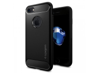 Husa Apple iPhone 7 Spigen Rugged Armor 042CS20441 Blister Originala