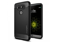 Husa LG G5 Spigen Rugged Armor A18CS20128 Blister Originala