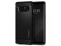 Husa silicon TPU Samsung Galaxy Note8 N950 Spigen Rugged Armor 587CS22061 Blister Originala