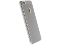 Husa silicon TPU Huawei P10 Lite Krusell Bovik transparenta Blister Originala