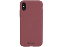 Husa plastic Apple iPhone X Krusell Sandby Visinie Blister Originala