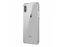 Husa silicon TPU Apple iPhone X Griffin Reveal GB43805 Transparenta Blister Originala