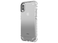 Husa plastic Apple iPhone X Griffin Survivor Strong TA43985 Transparenta Blister Originala