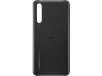 Pachet Promotional Husa Piele si Suport Auto Magnetic Huawei P20 Blister Original