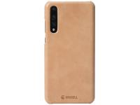 Husa Piele Krusell Sunne Pentru Huawei P20 Pro, Maro, Blister