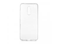 Husa TPU OEM Slim pentru LG K10 (2018), Transparenta, Bulk