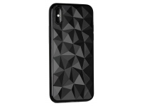 Husa TPU Forcell Prism pentru Apple iPhone 7 / Apple iPhone 8, Neagra, Bulk