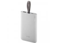 Baterie externa Powerbank Samsung Type-C Fast Charge EB-PG950CSEGWW 5100mA Argintie Blister Originala