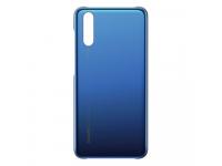 Husa Plastic Huawei P20, Albastra, Blister 51992347
