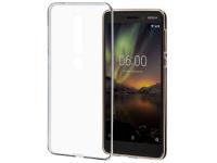 Husa TPU Nokia 6.1, Transparenta, Blister CC-110