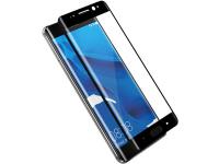 Folie Protectie Ecran Mofi pentru Huawei Mate 9 Pro, Sticla securizata, Full Face, Neagra, Blister
