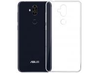 Husa TPU OEM pentru Asus Zenfone 5 Lite ZC600KL, Transparenta, Bulk