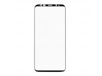 Folie Protectie Ecran Enkay pentru Samsung Galaxy S9 G960, Plastic, 3D HD, Neagra, Blister