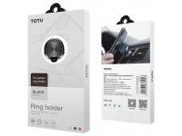 Suport inel universal telefon Totu Design Ring Zinc 360 Blister Original