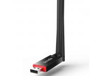 Adaptor Wireless USB Tenda U6 300Mbps 6dBi Blister Original