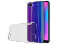 Husa TPU Nillkin Nature pentru Huawei Honor 10, Gri - Transparenta, Blister