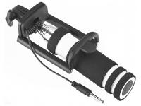 Selfie Stick cu declansator camera Setty 3.5mm Negru Blister