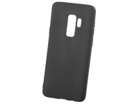 Husa TPU OEM Candy pentru Samsung Galaxy S9+ G965, Neagra, Bulk
