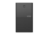 Baterie externa Powerbank Vinsic Smart VSPB402 QC 3.0 28000mA Neagra Blister
