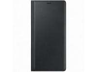 Husa Samsung Galaxy Note9 N960, Leather View, Neagra, Blister EF-WN960LBEGWW