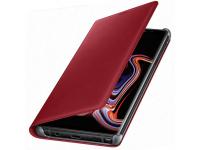 Husa Samsung Galaxy Note9 N960, Leather View, Rosie, Blister EF-WN960LREGWW